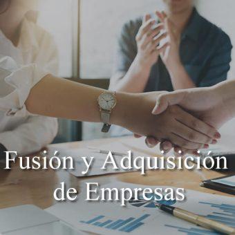 Fusión Adquisición de Empresas